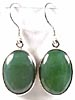 Nephrite Jade Earrings